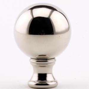 Polished Nickel Sphere, three sizes
